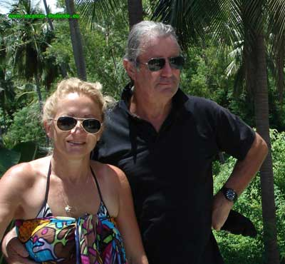 Paris pool villa rental by Marie and Patrick welcome you to Koh Samui Island